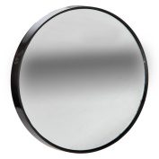Home-X 10X Magnifying Makeup Mirror. Travel Mirror. With Suction Cups