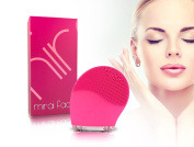 Mirai Face Cleanser Brush A Superior Deep Cleaning Facial Treatment - Gently Massaging and Stimulating The Skin Perfect For a Firmer and More Smoother, More Vibrant & Youthful Appearance.