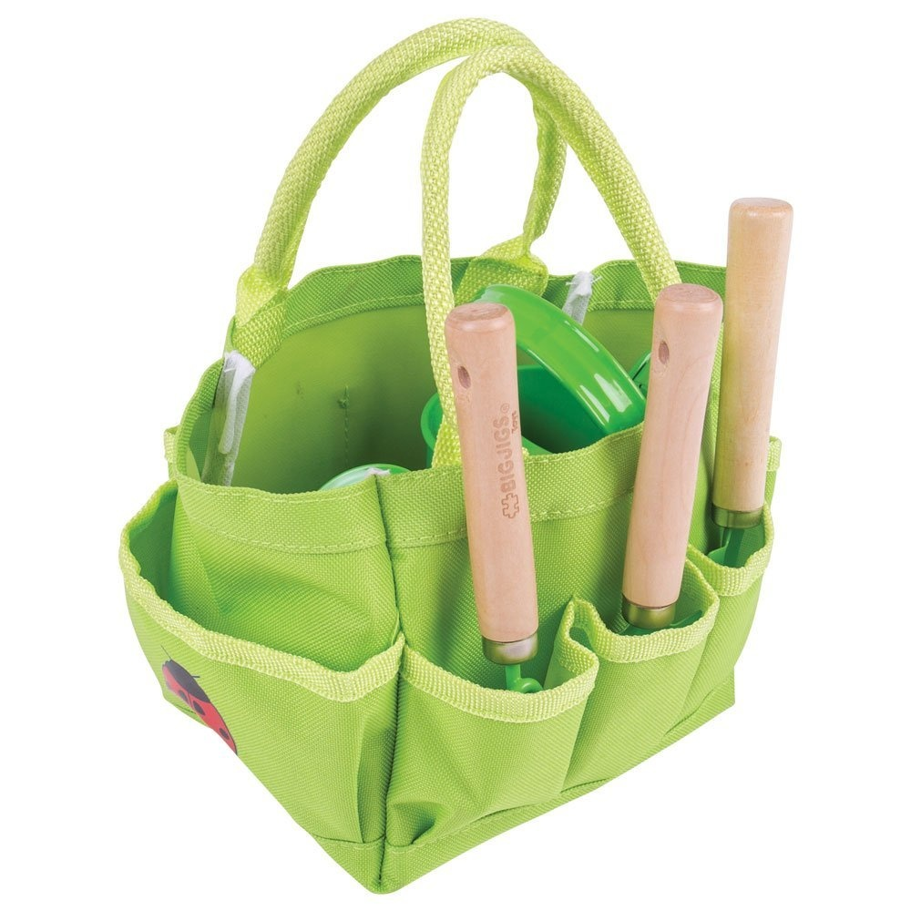Gardening Small Tools Children's Toys Bigjigs Tote Bag With qzUSMVp