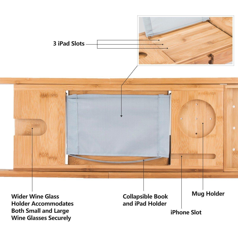 Bathtub Caddy Homeware: Buy Online from Fishpond.co.nz
