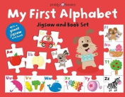 My First Alphabet Jigsaw Set [Board book]