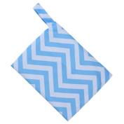 Washable Wet Bag, SANNYSIS Reusable Sanitary Pad Menstrual Sanitary Aunt Bag