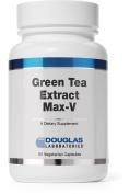 Douglas Laboratories® - Green Tea Extract Max-V - Standardised Herbal Extract - 60 Capsules