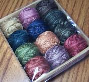 Valdani 3-strand cotton floss - Heirloom - European Designer Collection