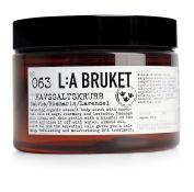 LA BRUKET No.63 Salt Scrub Sage/Rosemary/Lavender 350ml