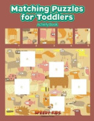 Matching Puzzles for Toddlers Activity Book