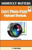Corel PHOTO-PAINT Keybaord Shortcuts