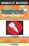 Corel WordPerfect Keyboard Shortcuts