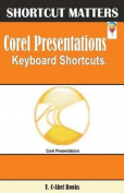 Corel Presentations Keyboard Shortcuts