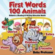 First Words 100 Animals
