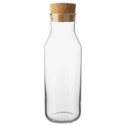 IKEA IKEA 365+ - Carafe with stopper Clear glass/cork