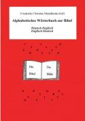 Alphabetisches Worterbuch Zur Bibel [GER]