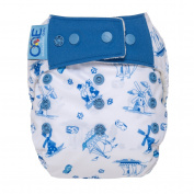 GroVia O.N.E Baby Cloth Nappy - Birthday Edition - Holland