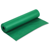 Rainbow Duo-Finish Coloured Kraft Paper, 16kg., 90cm x 300m, Emerald Green