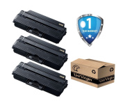UniVirgin 3 Pack Compatible for for for for for Samsung MLT-D115L Toner Cartridge Replacement for for for for for for Samsung D115L toner & Xpress M2880FW SL-M2870FW SL-ML2820DW SL-ML2830DW Printers