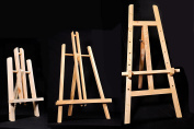 New Canvas Champ Wooden Canvas Stand, Easel Size - 36
