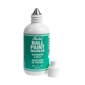 Markal Ball Paint Marker with 0.3cm Tip, Green
