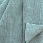USA Made Premium Quality Double Face Cotton Jersey Fabric  .   by the Bolt) - Seafrost - 10 Yards