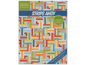 Strips Ahoy Quilt Pattern by Tricia Cribbs author of Turning Twenty from Friendfolks