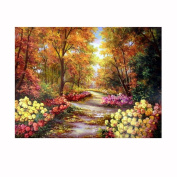 DEESEE(TM) 5D Embroidery Paintings Rhinestone Pasted DIY Diamond painting Cross Stitch (G