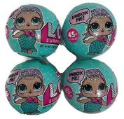 Set of 4 LOL Surprise Dolls Series 1- MGA Entertainment