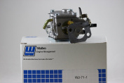 WJ-71-1 Walbro carburetor for RC Aeroplane 100cc, 130cc Engines DLE111, DA100 WITH MOUNTING GASKET INCLUDED!