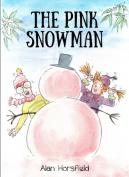 Pink Snowman