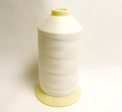 Thread, Polyester Coats Bonded Thread-470ml Spools White - Size DB-92 T-90 - Shipped from The USA!