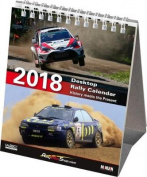 2018 Desktop Rally Calendar