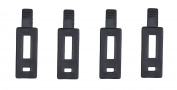Yamaha Rubber Air Box Lid Hook (4 Pack) (79-89) G1 Golf Cart Latch Strap