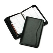 Day-Timer Starter Set Organiser, Zippered, Portable 7.6cm - 1.9cm x 17cm ,BK