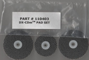 Replacement Pads for DX-CDm