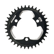 FSA Unisex Megatooth for Comet XX1 86BCD V15 Chainring X, Black, 86 × 38t