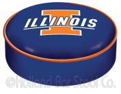 Holland Bar Stool Co. Holland University Of Illinois Seat Cover