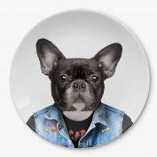Mustard 5055998804524 Wild Dining Dog Plate