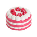 TEEGOMO Bread Scented Kawaii Squishy Strawberry Cake Slow Rising Anti-Stress Squishies Toy