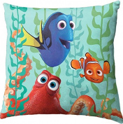 Disney/Pixar Finding Dory/Nemo with Octopus 30cm Square Toss Pillow