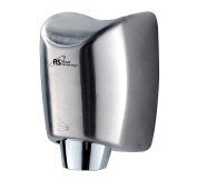 Royal Sovereign RTHD-431SS Touchless Automatic Hand Dryer, 15 seconds Operating Time