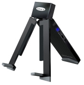 Eric Beare Trio Folding Portable Tablet Stand with Built in Speaker