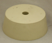 #13 Drilled Rubber Stopper
