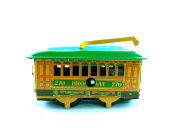 Tin Toys New Collection Metal Wind Up Toys Retro Tin Spanish Classic Car For Home Decoration For Bar Decorations Holiday Gifts Tram Models