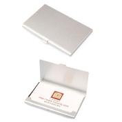 Culater® Aluminium Holder Metal Box Cover Credit Business Card Wallet