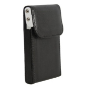 Business Card Holder- Luxury black card case