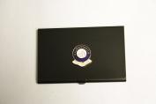 Football club black business card holder - Kilmarnock
