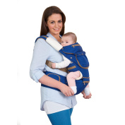 ClevaMama Five Position Ergonomic Baby & Hip Carrier