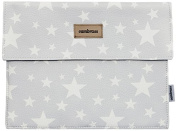 Cambrass Paper Carrier, Etoile Grey, 3 x 17 x 25 cm