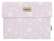 Cambrass Paper Carrier, Etoile Pink, 3 x 17 x 25 cm