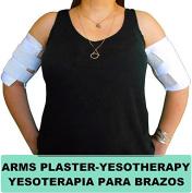 ARMS BRAZOS Faja De Yeso Yesoterapia