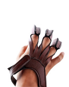 3 Finger Design Archery Shooting Protect Gloves