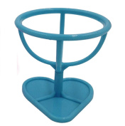 FEITONG Makeup Beauty Stencil Egg Powder Puff Display Stand Drying Holder Rack